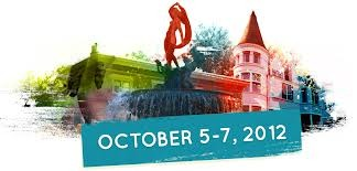The St. James Court Art Show in Louisville October 5th-7th
