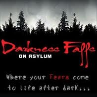 Darkness Falls on the Asylum on October 26th and 27th