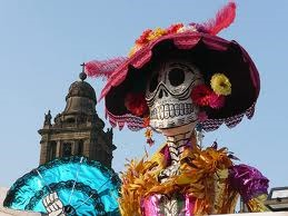 Day of the Dead Celebration on November 2nd
