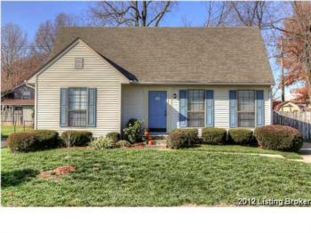 Home for Sale 8708 Loch Lea Lane Louisville, KY 40299