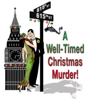WhoDunnit Mystery Theater at the Hyatt Regency on December 21st