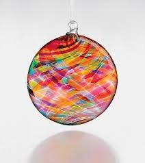 Ornament Blowing at Flame Run Glass Studio