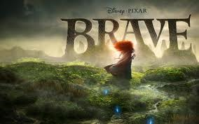 See Disney's Brave at the Dive In Movie Theater December 27th