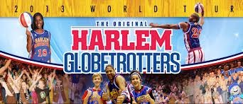 The Harlem Globetrotters at the KFC Yum! Center on January 20th