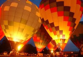 Kentucky Derby Festival Great Balloon Glow April 26th