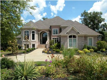 Locust Creek Subdivision Featured in 2013 Homearama