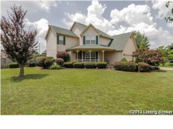 Home for Sale 1205 Park Avenue Shepherdsville, KY 40165