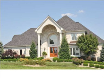 Paramont Estates Subdivision in Prospect, Kentucky