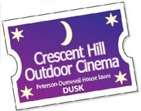 Crescent Hill Outdoor Cinema Double Feature August 30th