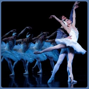 The Perfect Date: Take Your Loved One to the Swan Lake Ballet Friday or Saturday