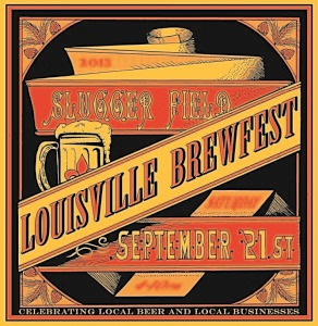 5th Annual Louisville BrewFest at Slugger Field on September 21st