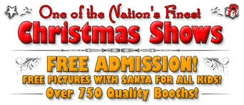 25th Annual Christmas Gift and Decor Show December 13th-15th