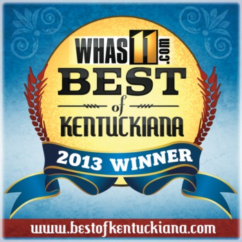 Best of Kentuckiana Winner 2013 for Real Estate