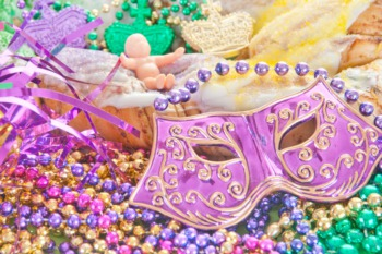3 Spots You Can Pick Up an Amazing King Cake in Louisville This Mardi Gras