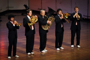 Canadian Brass Band at the Kentucky Center March 29th