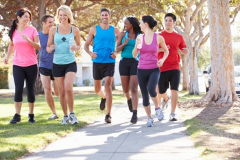Louisville Jogging Groups are a Great Way to Exercise
