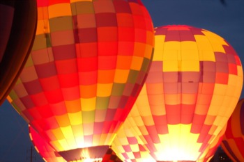 Watch the Kentucky Derby Festival Great Balloon Glimmer April 24