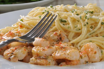 Celebrating National Shrimp Scampi Day April 29