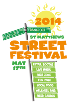 St. Matthews Street Festival May 17th