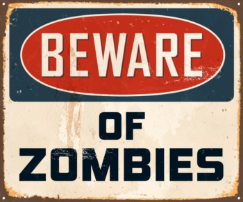 World's Largest Zombie Walk August 29