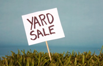 Shop at the Schnitzelburg Area Community Council Annual Yard Sale September 13