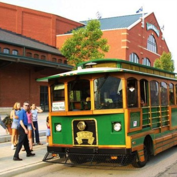 Take a Ride on the F.A.T. Friday Trolley Hop May 29