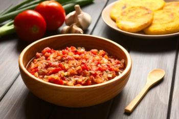 Learn How to Make Salsa August 26