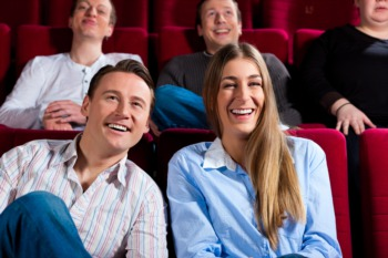 Watch a Flick at the Baxter Avenue Theater