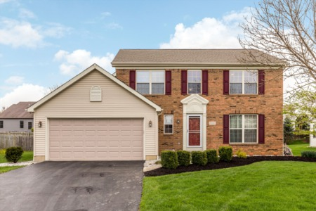 Mallard Pond Pickerington OH House Sales