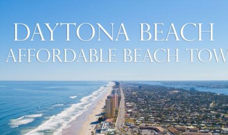 Daytona Beach #3 Most Affordable Beach Town