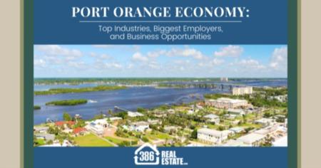Jobs in Port Orange FL: A 2021 Economy & Business Guide