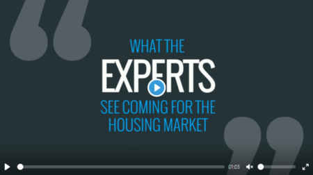 What the Experts See Coming for the Housing Market