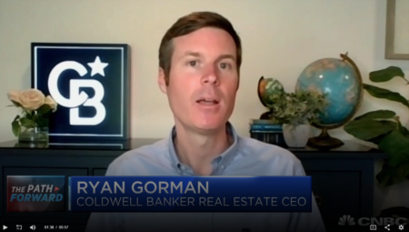 We're Not Seeing a Decline in Home Prices: Coldwell Banker Real Estate CEO