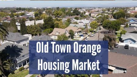 Old Towne Orange Market Update