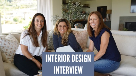 Intertior Design Process with Hilary