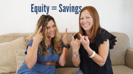 Equity = Savings Account