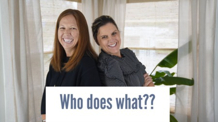 Our Roles: Who does what?
