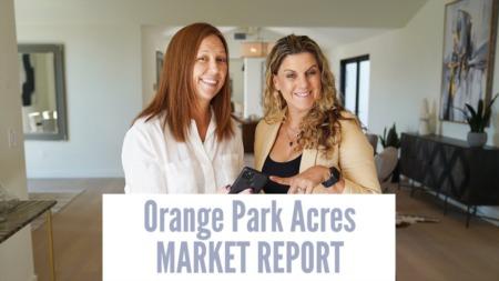 Orange Park Acres Market Report