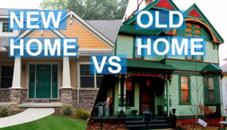 Buying A New Home Vs Older Home