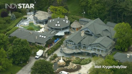 Ugliest Home in the US Built By a Criminal