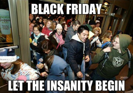 The Dark History of Black Friday