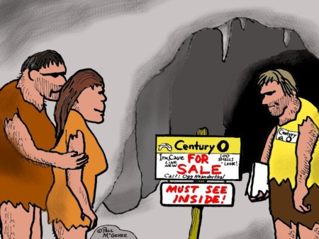Our Caveman Instincts That Fail Us in Real Estate