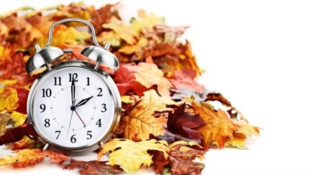 Daylight Savings - 'Fall Back' This Weekend