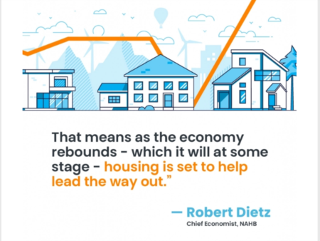 The Housing Market Is Positioned to Help the Economy Recover [INFOGRAPHIC]