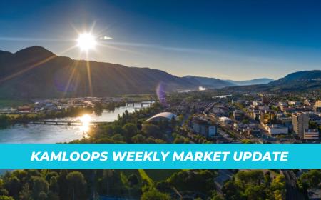 Kamloops Housing Market Update August 23 - 29 2021
