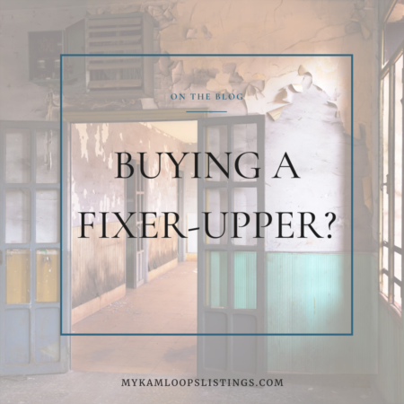 Questions to Ask When Buying a Fixer-Upper