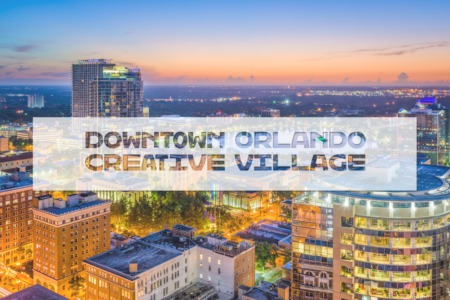 Downtown is Expanding - Strong Growth, Strong Economy - Creative Village