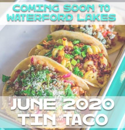Coming Soon - Tin Taco