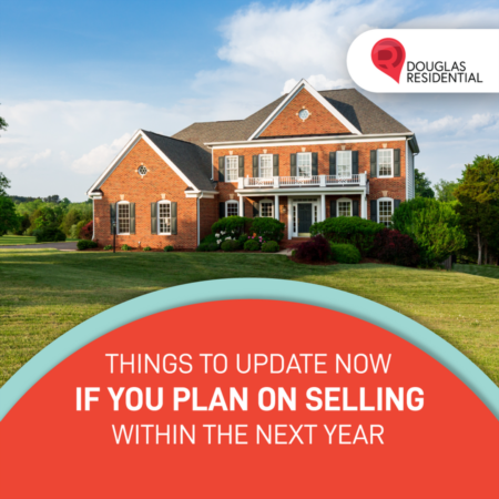 Things To Update Now If You Plan on Selling Within The Next Year