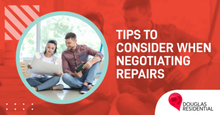 Tips To Consider When Negotiating Repairs